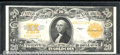 Large Size Gold Certificates:Large Size, 1922 $20 Gold Certificate, Fr-1187, Choice CU. A wonderful note...