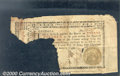 Colonial Notes:Georgia, 1778, $20, Georgia, GA-122, Good. The portion of the note that ...