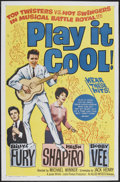 "Movie Posters:Rock and Roll, Play It Cool (Allied Artists, 1963). One Sheet (27"" X 41""). Rockand Roll...."