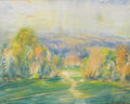 American:Modern, PROPERTY OF MRS. CAREN PROTHRO. . ARTHUR CLIFTON GOODWIN (American,1864-1929). Untitled. Pastel on drawing board. 16-1/...