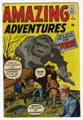 Silver Age (1956-1969):Horror, Amazing Adventures #1 (Marvel, 1961) Condition: FN+....