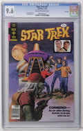 Bronze Age (1970-1979):Science Fiction, Star Trek #57 File Copy (Gold Key, 1978) CGC NM+ 9.6. Al McWilliams art. Painted cover. Overstreet 2006 NM- 9.2 value = $45....