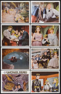"""Movie Posters:Adventure, Captain Nemo and the Underwater City (MGM, 1969). Lobby Card Set of8 (11"""" X 14""""). Adventure/Fantasy. Starring Robert Ryan, ... (Total:8 Items)"""
