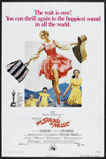 "Movie Posters:Musical, The Sound Of Music (20th Century Fox, R-1973). One Sheet (27"" X41""). Musical. Starring Julie Andrews, Christopher Plummer, ..."