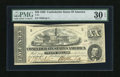 Confederate Notes:1862 Issues, T51 $20 1862. This is an attractive mid-grade $20. PMG Very Fine 30EPQ....