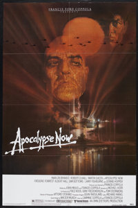 "Apocalypse Now (United Artists, 1979). One Sheet (27"" X 41""). War. Starring Marlon Brando, Martin Sheen, Rober..."