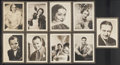 """Movie Posters:Miscellaneous, Publicity Still Lot (Various, 1934). Stills (9) (9"""" X 12""""). Thesepublicity stills from various stars and studios were sent ...(Total: 9 Item)"""
