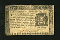 Colonial Notes:New York, New York March 5, 1776 $1/8 Very Fine. A boldly printed example ofthis fractional New York note that has bold printing and ...