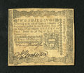 Colonial Notes:Pennsylvania, Pennsylvania April 3, 1772 2s Extremely Fine-About New. A very wellmargined and well signed About New note that has a littl...