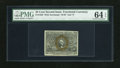 Fractional Currency:Second Issue, Fr. 1286 25c Second Issue PMG Choice Uncirculated 64 EPQ. A very well margined example of this scarce variety that appears t...