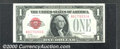 Small Size:Legal Tender Notes, 1928 $1 Legal Tender Note, Fr-1500, Choice CU+. This is a fresh...
