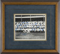 Autographs:Photos, 1955 New York Yankees American League Champions Team SignedPhotograph. In the 1950s the New York Yankees were the cream of...