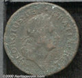 1723/2 Rosa Americana Halfpenny, Uncrowned Rose Fair 2. Breen-137. 4.23 grams. Severe pitting is noticed on both sides o...