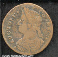 Colonials: , 1787 CONNCT DB LEFT, BN