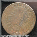 1793 Wreath 1C Cent--Vine and Bars--Good 4 Corroded. S-5, R.4. The extensive corrosion obscures what little definition i...