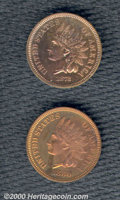 Proof Indian Cents: , Multiple Coin Lot...
