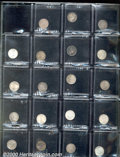 Binder Lots--Dimes: , Multiple Coin Lot...