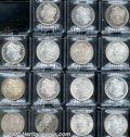 Binder Lots--Dollars: , Multiple Coin Lot...