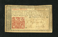 Colonial Notes:New Jersey, New Jersey March 25, 1776 18d Very Fine-Extremely Fine. A boldimpression of the face design is clearly seen on this moderat...