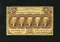 Fractional Currency:First Issue, Fr. 1280 25c First Issue Choice About New. A very lightly circulated example of this scarcer no monogram perforated number t...