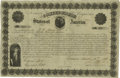 Confederate Notes:Group Lots, Ball 19K Cr. 10 $20,000 1863 Bond Extremely Fine. This is the second highest denomination for this hand-written denomination...