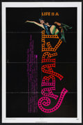 "Movie Posters:Musical, Cabaret (United Artists, 1972). One Sheet (27"" X 41""). Musical. Starring Liza Minnelli, Michael York, Helmut Griem and Joel ..."
