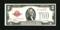 Small Size:Legal Tender Notes, Fr. 1502 $2 1928A Legal Tender Note. Choice Crisp Uncirculated.. Bold embossing and excellent originality are plainly eviden...