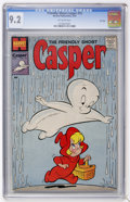 Silver Age (1956-1969):Humor, Friendly Ghost Casper #12 File Copy (Harvey, 1959) CGC NM- 9.2 Off-white pages....