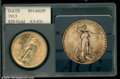 Additional Certified Coins: , 1913 $20