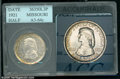 Additional Certified Coins: , MISSOURI 50C