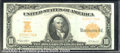 Large Size Gold Certificates:Large Size, 1907 $10 Gold Certificate, Fr-1172, XF. Superb eye appeal on th...