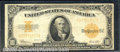 Large Size Gold Certificates:Large Size, 1922 $10 Gold Certificate, Fr-1173, Fine. A pleasing example of...