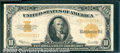 Large Size Gold Certificates:Large Size, 1922 $10 Gold Certificate, Fr-1173, VF. An attractive higher gr...