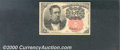 """Fractional Currency: , 1874-1876, 10c Fifth Issue, Meredith, Fr-1265, CU. This """"Short ..."""