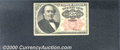 "Fractional Currency: , 1874-1876, 25c Fifth Issue, Walker, Fr-1308, XF. This ""Long Key..."