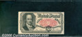 Fractional Currency: , 1874-1876, 50c Fifth Issue, Crawford, Fr-1381, Choice CU+. This...
