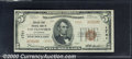 National Bank Notes:California, Crocker First National Bank of San Francisco, CA, Charter #1741...