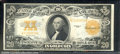 Large Size Gold Certificates:Large Size, 1922 $20 Gold Certificate, Fr-1187, VF-XF. The note has been de...