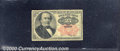Fractional Currency: , 1874-1876 25c Fifth Issue, Walker, Fr-1308, Good. This is a low...