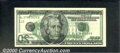 Error Notes: , 1996 $20 Federal Reserve Note (San Francisco), Fr-2084-L, Stron...