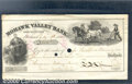 Miscellaneous:Checks, Check signed by Spinner, Mohawk Valley Bank, Mohawk, NY, 7/9/18...