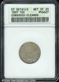 Early Dimes: , 1807 10C