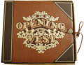 Miscellaneous:Other, ABNCo Opening the West. This is a complete set of this late 1970s ABNCo classic offering. This set includes the informationa...