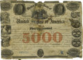 Hessler X111I $5000 Loan of 1846 Bond Good. We have not seen anything from this 1846 issue during our many years as prof...