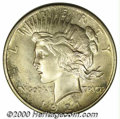 Proof Peace Dollars: , 1921 S$1 MATTE