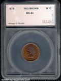 Additional Certified Coins: , 1878 1C, RB