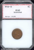 Additional Certified Coins: , 1914-D 1C, BN