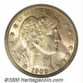 Additional Certified Coins: , 1909 50C