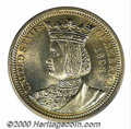 Additional Certified Coins: , ISABELLA 25C
