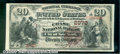 National Bank Notes:New York, Chase National Bank of the City of New York, NY, Charter #2370....